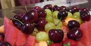 Frutas variadas saludables